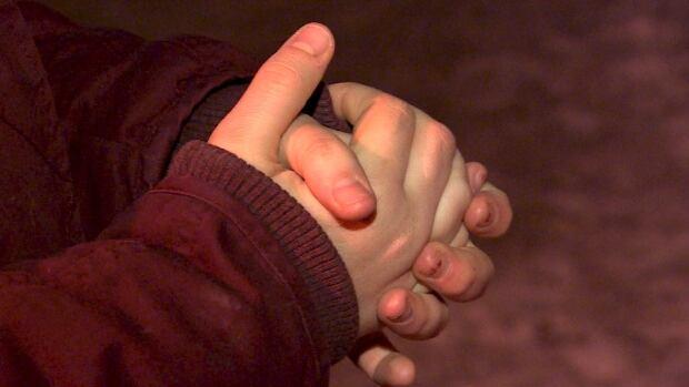 Kildonan East Teen hands