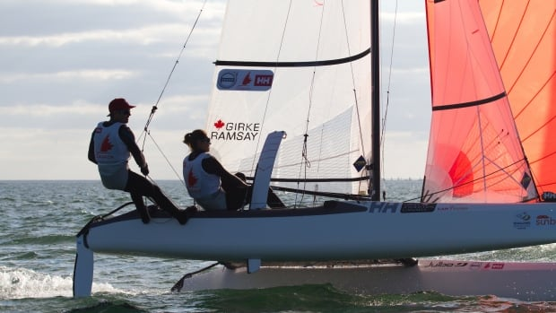 ISAF World Cup sailing concludes this Saturday as Nikola Girke and Luke Ramsay attempt to make another Olympic team.
