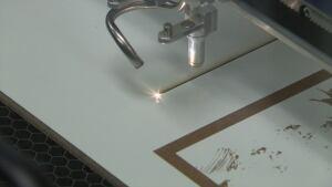 Laser cutter