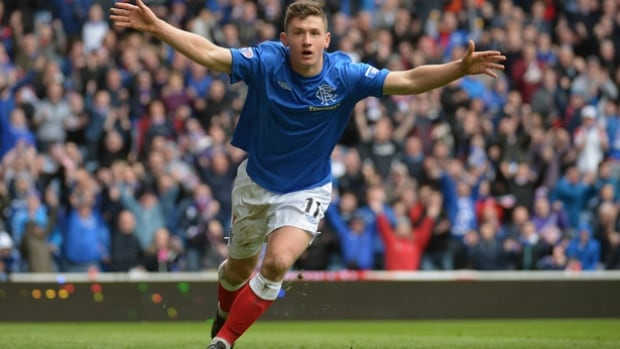 20-year-old Fraser Aird is returning to Canada on loan to the Vancouver Whitecaps after prepping with Scottish League team Rangers FC.