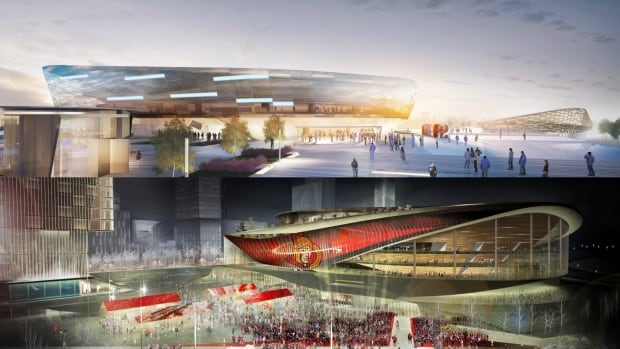 RendezVous LeBreton Group was named the preferred bidder to redevelop LeBreton Flats last year.