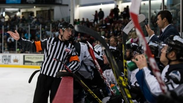 Professional referee Andrea Barone said homophobic slurs are still not considered as egregious as racial slurs.
