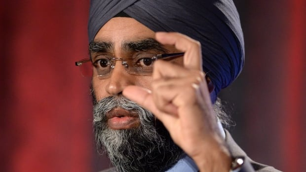 Defence Minister Harjit Sajjan says he wants to make sure that Canada's contribution to the allied fight against ISIS is 'meaningful.'