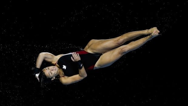 Meaghan Benfeito kicks her season off right as she takes the silver medal in the 10 metre platform at the FINA Diving Grand Prix in Rostock, Germany, the first international competition this year.
