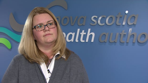 Lindsay Peach, Nova Scotia Health Authority