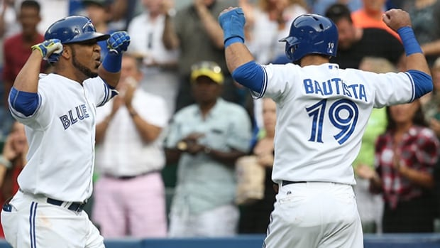 Edwin Encarnacion and Jose Bautista, who have been the heart of the Blue Jays lineup the last few seasons, are both set to hit unrestricted free agency at the end of the 2016 season unless new GM Ross Atkins signs them to long term contracts.