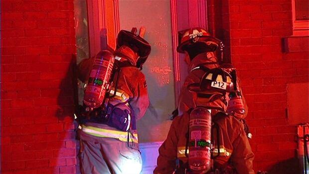 fire crews women's shelter