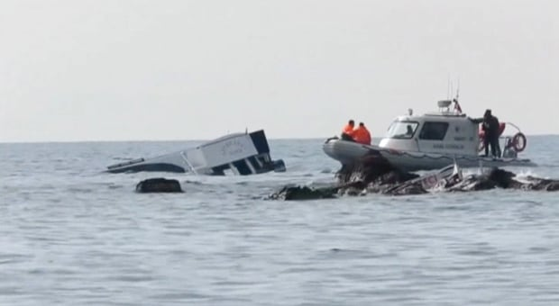 EUROPE-MIGRANTS/TURKEY-SINKING