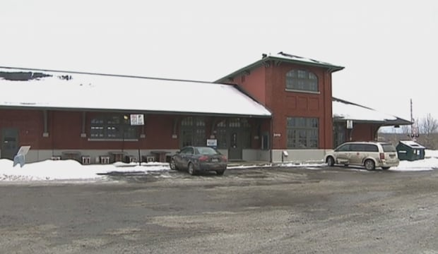 historic train station lac megantic