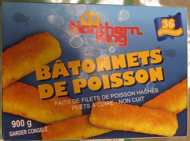 Northern King fish fingers being recalled due to undeclared egg