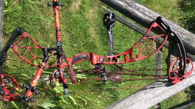 A high end 2015 Obsession Phoenix compound hunting bow, similar to this one, was stolen from a residence near Airdrie on Thursday afternoon, police say.