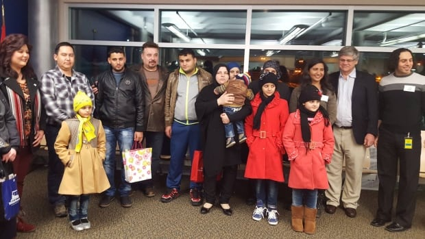 Yukon's newest residents, a family of 11 who fled the civil war in Syria, arrived in Whitehorse at the end of January.