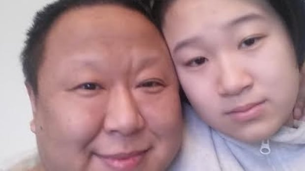 YC and his daughter Lily