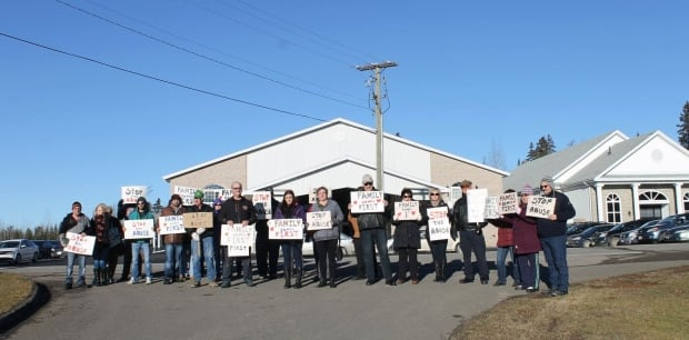 Family Worship Center Protest