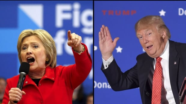 Hillary Clinton and Donald Trump are expected to win most of the states voting on Super Tuesday.