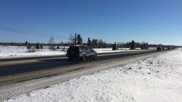 Sudbury city council will pick up the tab to make Municipal Road 35 a four-laned highway between Azilda and Chelmsford.