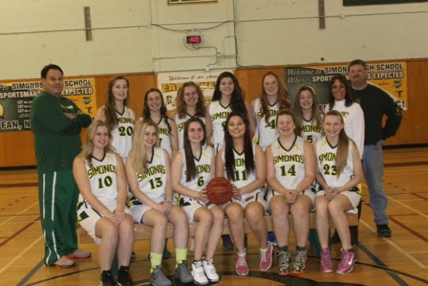 Simonds Varsity Girls