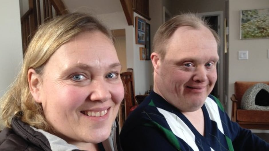 Helen Ries, sister and now caregiver to her brother Paul, are part of an important demographic shift as more and more Canadians with intellectual disabilities outlive their parents.