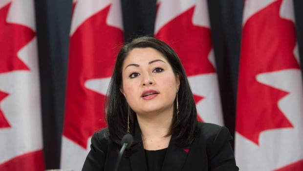 Minister of Democratic Institutions Maryam Monsef could be deported without hearing under citizenship laws brought in by the previous Conservative government.