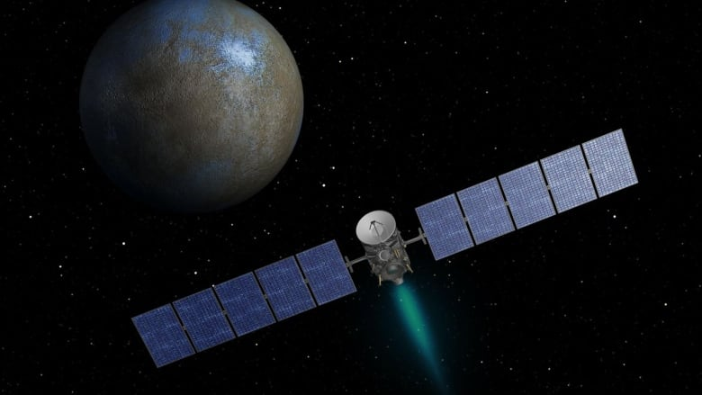 NASA's Dawn spacecraft is finally dead