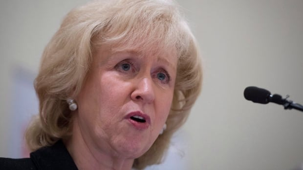 Former Canadian Prime Minister Kim Campbell, now a founding principal of the Peter Lougheed Leadership College, says teaching leadership in the age of Trump is difficult when he defies so many leadership principles.