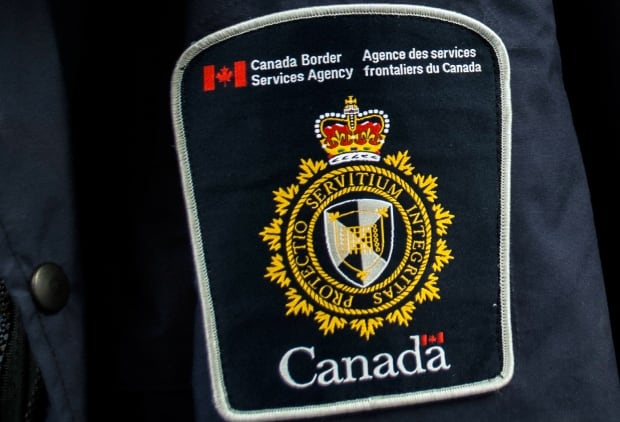 Canada Border Services Agency shoulder patch
