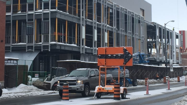 Carol McAulay, Laurentian Universityu0027s Vice President Of Administration,  Says Many Minor Issues Added Up To Push Back The Opening Of Two New  Buildings In ...