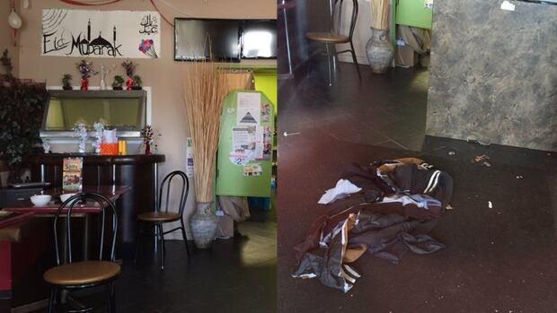 Shifa Restaurant shooting