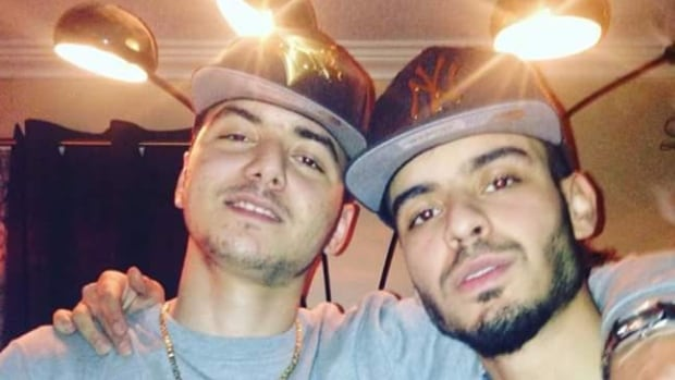 Marwan Arab (left) was shot dead and his cousin Ayyub Arab (right) survived being shot at Shifa Restaurant in Pinecrest on Sunday evening.