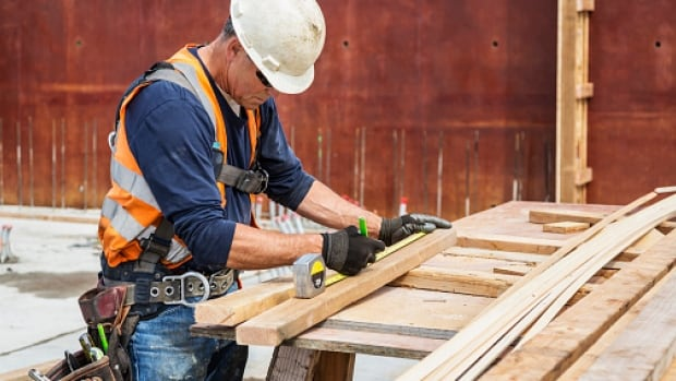 "Warren Fraleigh, executive director of the Building Trades of Alberta, says the province's new incentive program is ""the right announcement at the right time for us."""
