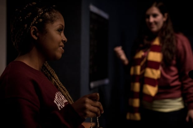Harry Potter Doc - Ginny Weasley