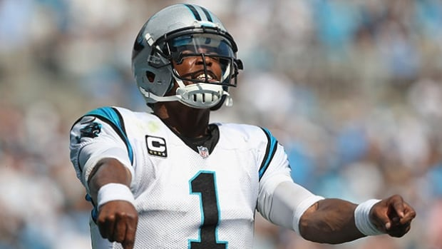 A Cam Newton touchdown run is a joy to watch, especially when set to the Panthers' Spanish-language radio call.