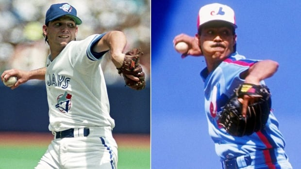 Former Blue Jays pitcher Pat Hentgen and ex-Montreal Expos right-hander Dennis Martinez headline the Canadian Baseball Hall of Fame's class of 2016. They will be inducted at a June 18 ceremony in St. Marys, Ont., along with longtime Canadian scout Wayne Norton, former Blue Jays executive Howard Starkman, ex-Blue Jays analyst Tony Kubek and baseball pioneer William Shuttleworth, who will be enshrined posthumously.