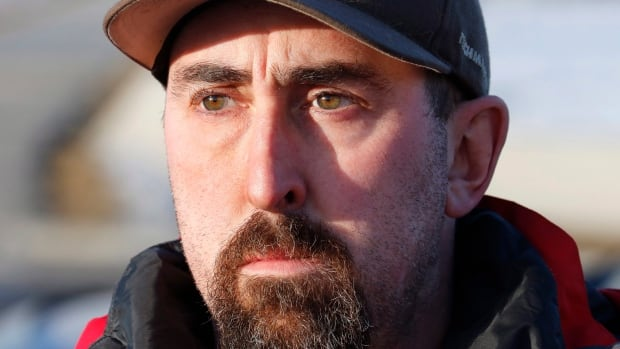 Jason Lawrence, 35, a pipe fitter from Calgary, wants to see more pressure from the federal government on getting pipelines built.