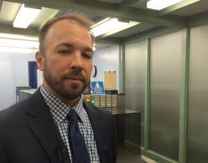 Mathieu Larocque Canadian Air Transport Security Authority Feb. 2 2016