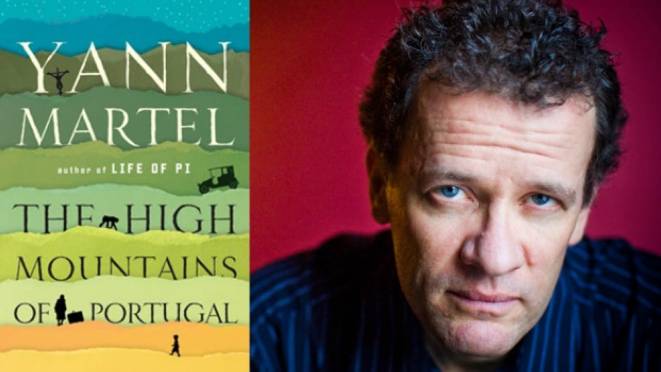 Yann Martel's latest novel is The High Mountains of Portugal.