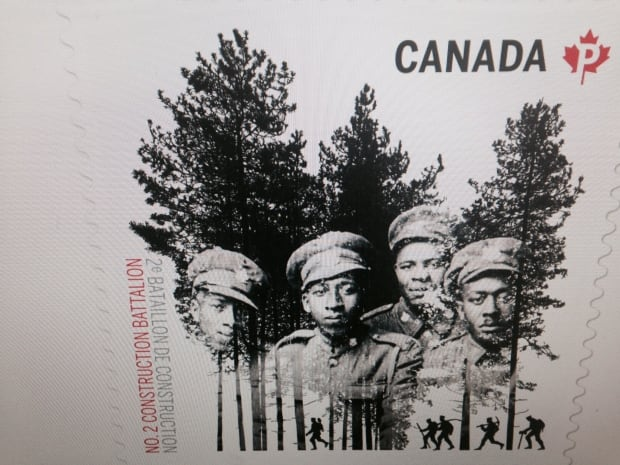 This new stamp will honour the men.