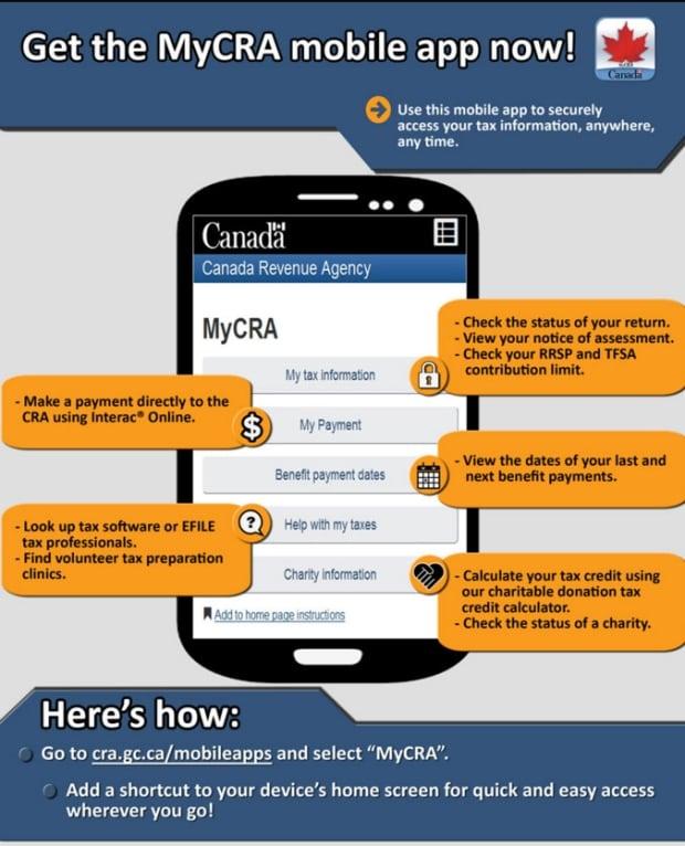 MyCRA app