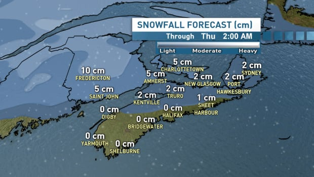 Rain jacket weather expected for nova scotia on thursday nova while a turn to rain will happen tonight north and northeast areas of the province will see 2 cm to 5 cm of wet snow cbc gumiabroncs Images