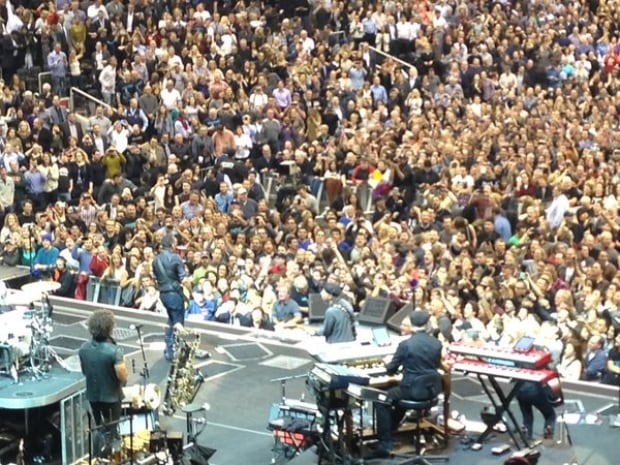 Bruce Springsteen at the ACC