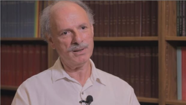PTSD researcher Dr Apostolos Georgopoulos