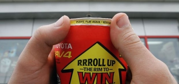 Roll up the Rim