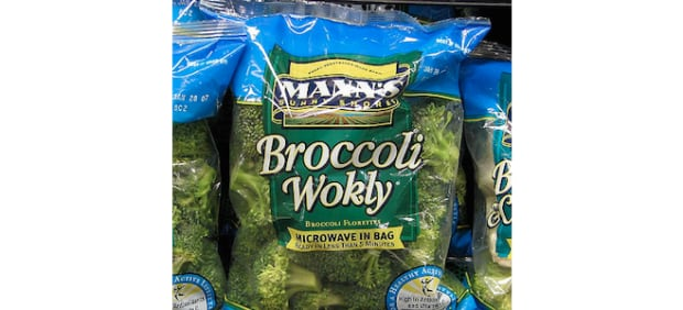 Broccoli Wokly