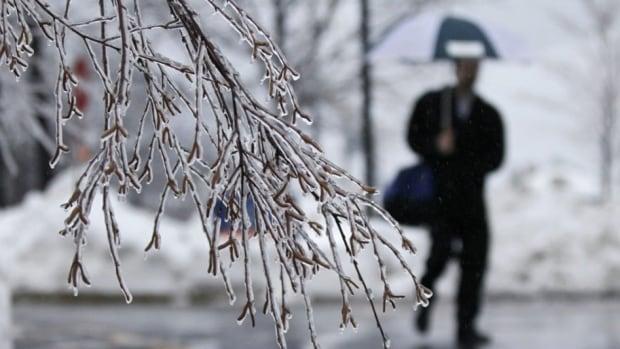 Freezing rain warning ended for Kingston,