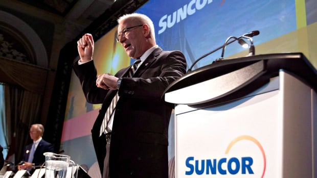 It was a tough quarter for Suncor and CEO Steve Williams as the company posted a net loss of $2 billion for the final three months of 2015.