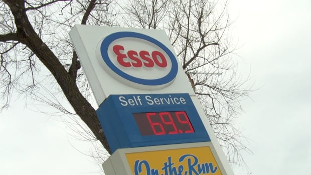 Gas was retailing across Ottawa Thursday for less than 70 cents — the first time prices have consistently been that low in the nation's capital in more than seven years.