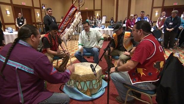 enoch drum ceremony