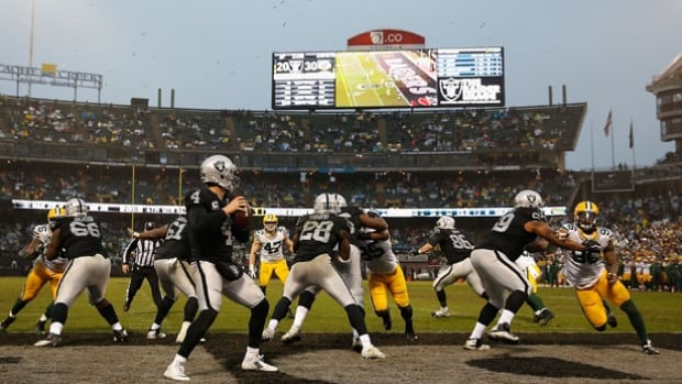 The Oakland Raiders, who have had stadium troubles, will reportedly play a home game in Mexico City next season against the Houston Texans.