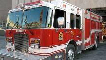 Windsor fire truck
