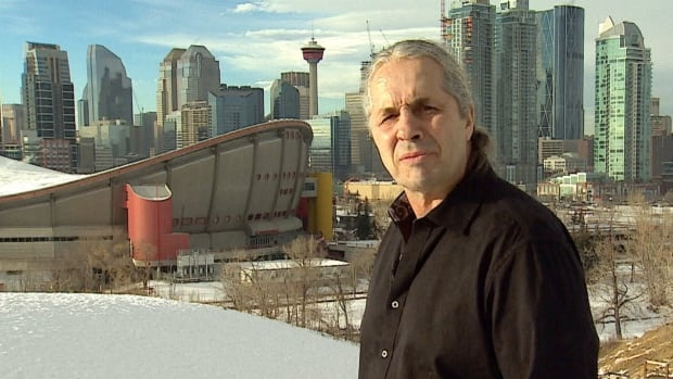 Bret 'The Hitman' Hart is suing a Calgary surgeon alleging a botched wrist surgery has left him in pain and kept him from being able to perform everyday tasks.